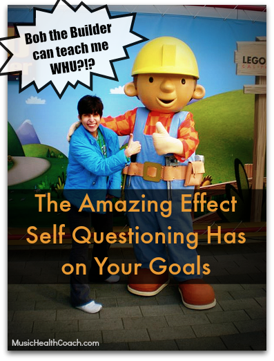Self Questioning  Your Goals