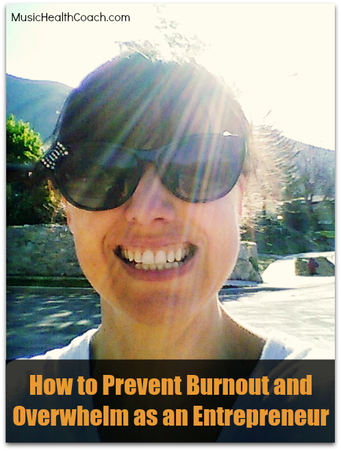 Burnout and Overwhelm