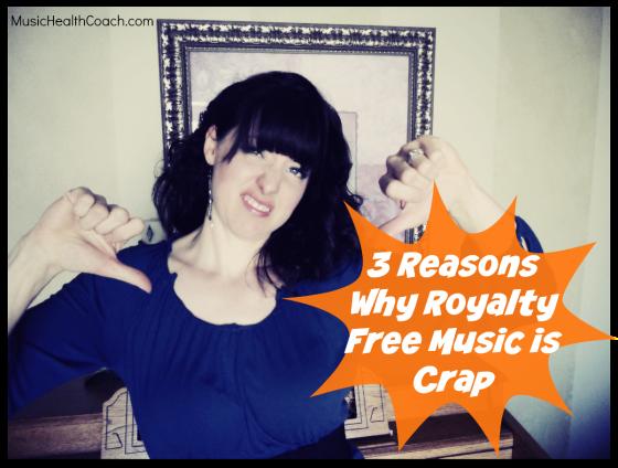 Royalty Free Music Crap