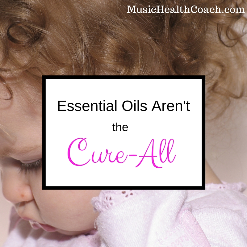 Essential Oils Aren't the Cure-All