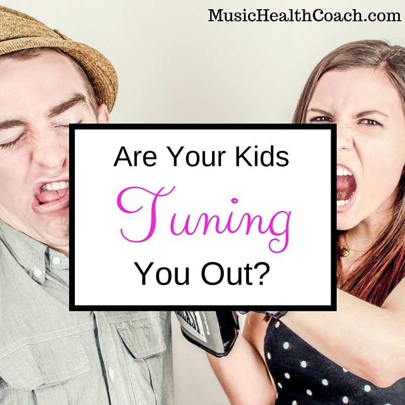 Kids tuning you out with selective hearing