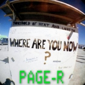 page-r-where-are-you-now-single-cover