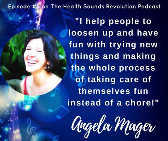 Weight Loss with Angela Mager